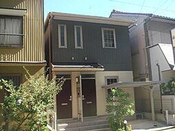 愛知県名古屋市熱田区中出町2丁目の賃貸アパートの外観