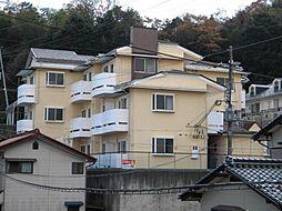 タジママンション[1階]の外観
