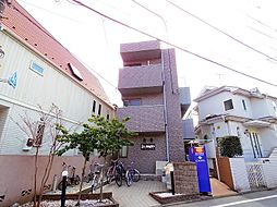 東京都練馬区南田中2丁目の賃貸マンションの外観