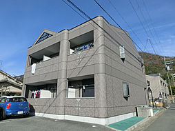 JR姫新線 余部駅 バス9分 東洋大姫路高校前停下車 徒歩3分の賃貸アパート