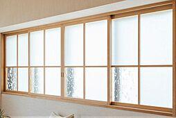 飾り窓プラン例飾り窓設置、壁造作(同一タイプ)工事費50万(価格に含みません)