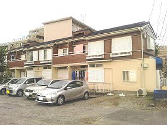 千葉県船橋市夏見台の賃貸アパート