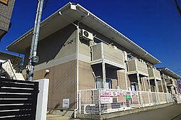 大阪府柏原市国分本町3丁目の賃貸アパートの外観