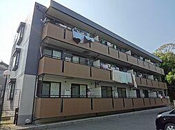 大阪府豊中市宮山町1丁目の賃貸アパートの外観
