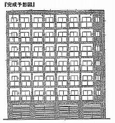 グラドアーレ ミゼ[5階]の外観