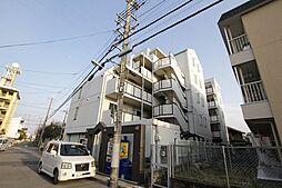 キューブ北武庫之荘II[3階]の外観