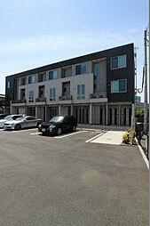福岡県北九州市小倉南区葛原東3丁目の賃貸アパートの外観