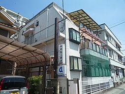 兵庫県伊丹市昆陽2丁目の賃貸マンションの外観