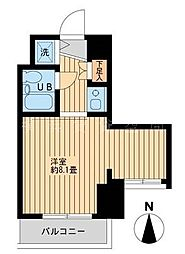 ステラコート横浜南[6階]の間取り