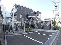 ガーデンコート元町Ⅱ[2階]の外観