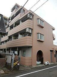 神奈川県相模原市中央区富士見3丁目の賃貸マンションの外観