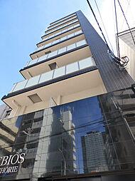 クレビオス南堀江[8階]の外観