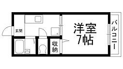 寝屋川菊池ハイツ[0105号室]の間取り