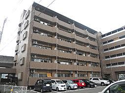 愛媛県松山市六軒家町の賃貸マンションの外観
