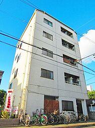 シャンブル北加賀屋[2階]の外観