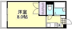 SEAS[1階]の間取り