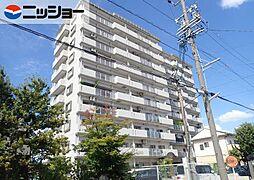 シャトー桜井302号[3階]の外観
