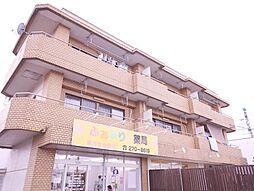 岡山県岡山市中区藤原西町2丁目の賃貸マンションの外観