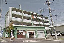 大阪府和泉市尾井町の賃貸マンションの外観