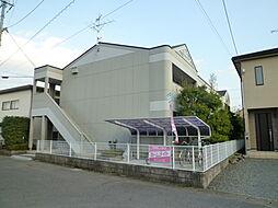 滋賀県野洲市吉地3丁目の賃貸マンションの外観