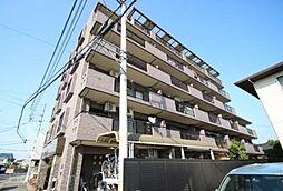 埼玉県久喜市栗橋東1丁目の賃貸マンションの外観