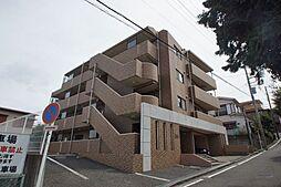 神奈川県横浜市西区西戸部町2丁目の賃貸マンションの外観