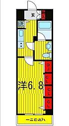 Log浅草[12階]の間取り