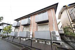 神奈川県横浜市泉区中田南3丁目の賃貸アパートの外観