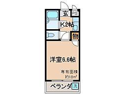 六地蔵駅 4.3万円
