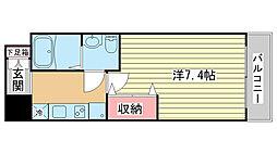 Capital.i 姫路[503号室]の間取り