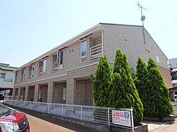 新潟県新潟市中央区東堀前通2番町の賃貸アパートの外観