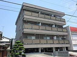高知県高知市秦南町2丁目の賃貸マンションの外観