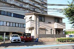 福岡県北九州市小倉北区砂津3丁目の賃貸アパートの外観