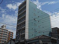 新潟県新潟市中央区東大通2丁目の賃貸マンションの外観