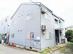 スクエアート鶴川A[1階]の外観