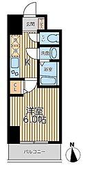 S-FORT茅ヶ崎[4階]の間取り