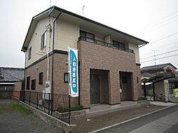 愛媛県松山市北井門2丁目の賃貸アパートの外観