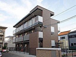 レオパレスボルト[1階]の外観