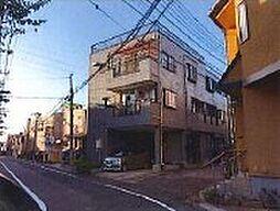 東京都葛飾区白鳥3丁目の賃貸アパートの外観