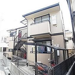 兵庫県神戸市兵庫区楠谷町の賃貸アパートの外観