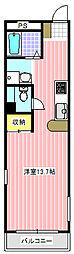 パームサイドビラ2[301号号室]の外観