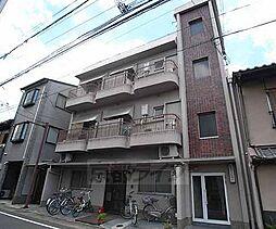 京都府京都市東山区東橘町の賃貸マンションの外観