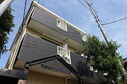 リフレッシュ・マンション[3階]の外観