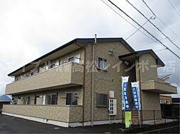 香川県高松市香川町寺井の賃貸アパートの外観