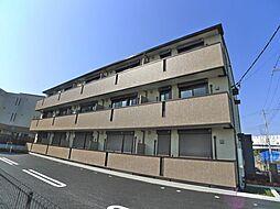 クレールコート[1階]の外観