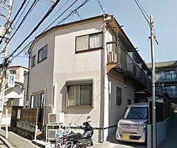 神奈川県横浜市港北区日吉3の賃貸アパートの外観