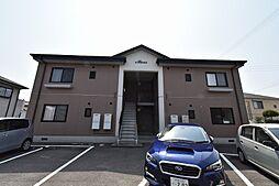 徳島県板野郡北島町高房字居内の賃貸アパートの外観