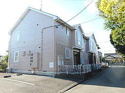 静岡県静岡市葵区古庄1丁目の賃貸アパートの外観