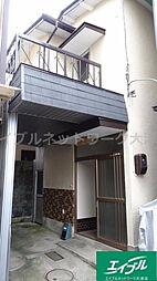 [一戸建] 滋賀県大津市馬場3丁目 の賃貸【/】の外観