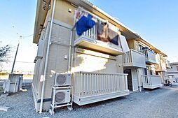 ハイム・Mori[1階]の外観